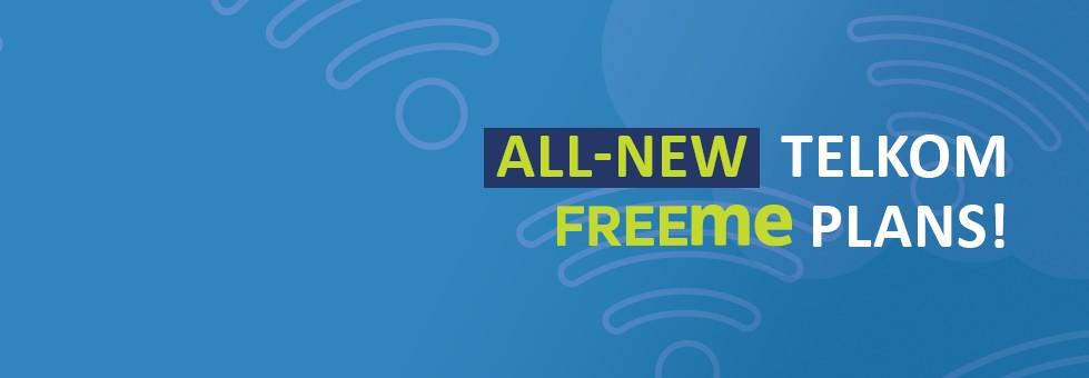 Telkom Freeme Plans Updated