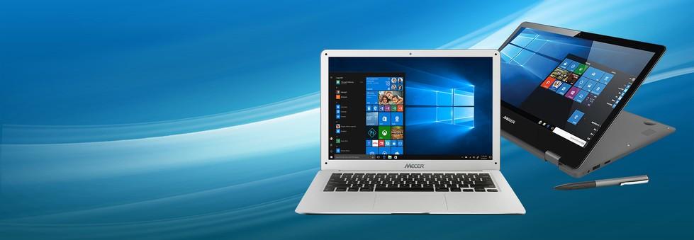 Mecer Budget Laptops