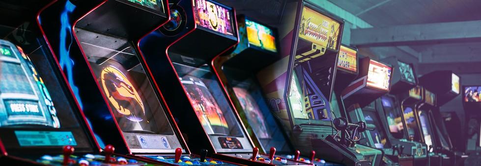 Retro Arcade Games for your Smartphone